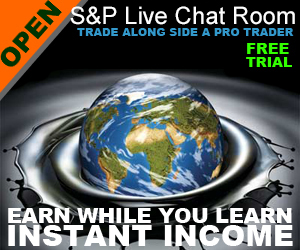 trade crude oil live, peter shork, learn to trade S&P futures